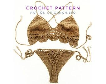 The BOHO Set Crochet Pattern