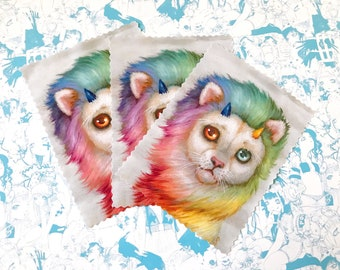 Dandy Lion Microfiber Cleaning Cloth