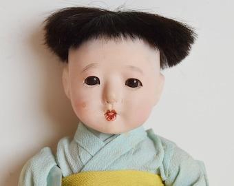 "Garçon japonais Ichimatsu 10"" Baby-Doll."