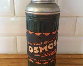 Vintage Osmos Flask