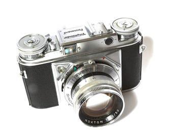 VOIGTLANDER PROMINENT w/ NOKTON 50mm f1.5 Lens 1958-60