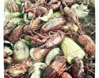 Crawfish Berl #1 by J. Ensley