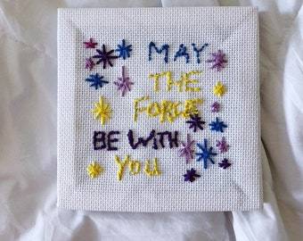 Custom Made Embroidery Project!