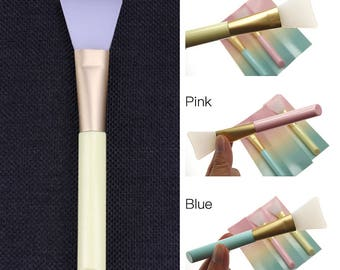 Silicone Brush, 1 Piece Facial Mask Tool, Facial Mask Brush Tool for Clay Mud Charcoal Face Eye Nose Spa Applicator, 1supply.etsy.com