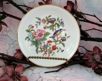 Aynsley Pembroke Coaster, Fine Bone China, Made in England