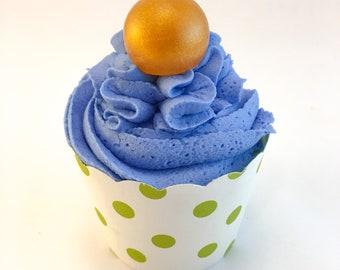 Bath bomb - Bubble bath - Bubble bar - Bath cupcake - Bath soak - Fun gift - Stocking stuffer - Co-worker - Vacation - Bridal shower - Gift