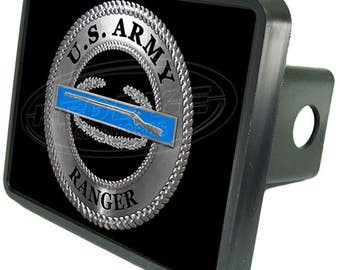 Army Ranger Trailer Hitch Cover