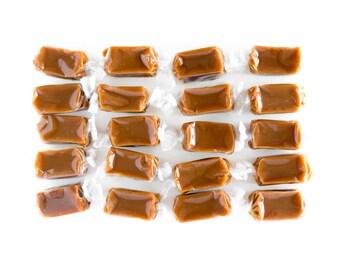 Sea Salt Caramel, 1 pound gift bag