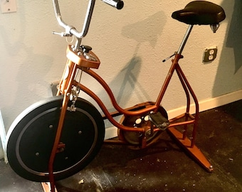 Vintage schwinn stationary bike