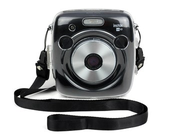 Fujifilm Instax Square SQ10 Camera Case Crystal Clear Transparent Protection
