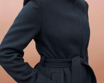 Winter Coat Epaulettes