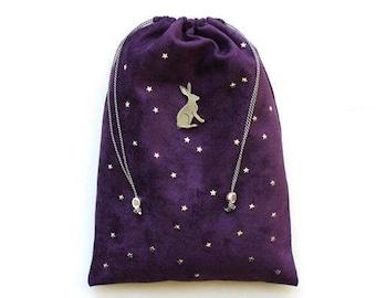 Handmade Tarot pouch/bag/case