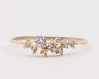 BEST SELLER* Snow Queen Dainty Ring