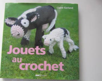 """Book """"toys crochet - Art and Images of Claire Garland"""