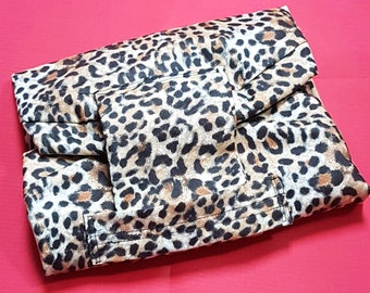 """Drawstring Toiletry Bag - New from Pixie Stitch Crafts """"The Pixie Toiletry Pouch"""""""