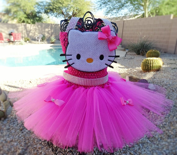 Hello Kitty Tutu Dress