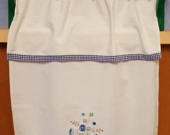 Vintage Tea Towel Cover from Finland, kitchen towel, Scandinavian Tea Towel cover, Pyyheliina