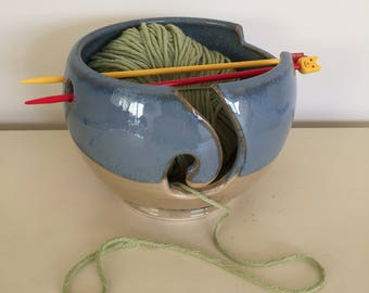 Yarn bowl / crochet bowl