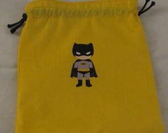 Toddler Batman Party Favor Bags