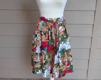 Full Pin Up Girl Skirt