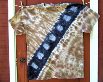 Adult S M L XL 2XL Star Wars Tie Dye T-shirt - Chewbacca Bandoleer - Made to Order