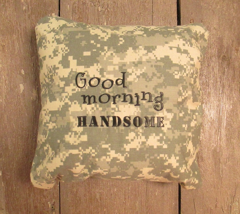 Army Navy Air Force Marines Military Pillow cover
