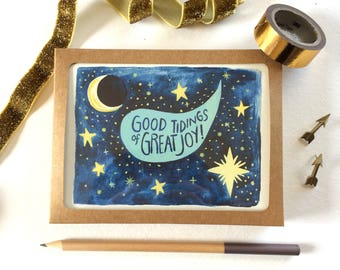 Good Tidings Greeting Card Set