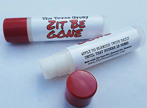 Zit Be Gone Spot Acne Treatment .15 oz oval tube