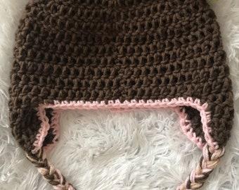 Girls deer hat