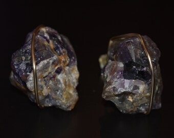 Crystal knobs / pulls