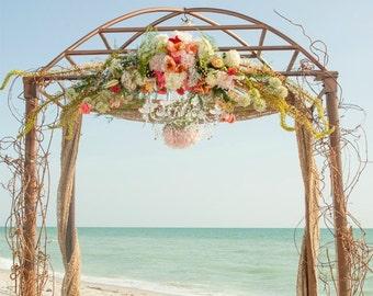 Wedding arch decor etsy junglespirit Images