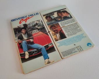 Beverly Hills Cop - Coaster set