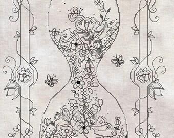 Nature's Hourglass