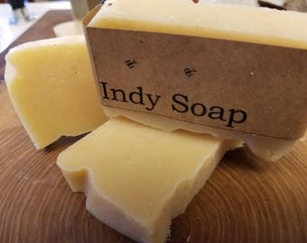 Ginger x3 Soap