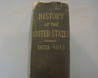 History of the United States of America Vol II