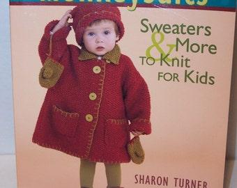 Monkeysuits by Sharon Turner Knitting patterns for children book