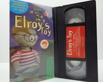 elroy's toy VHS Tape