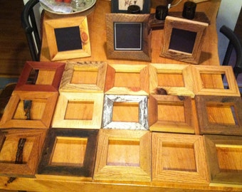 4x4 Square Format Frames