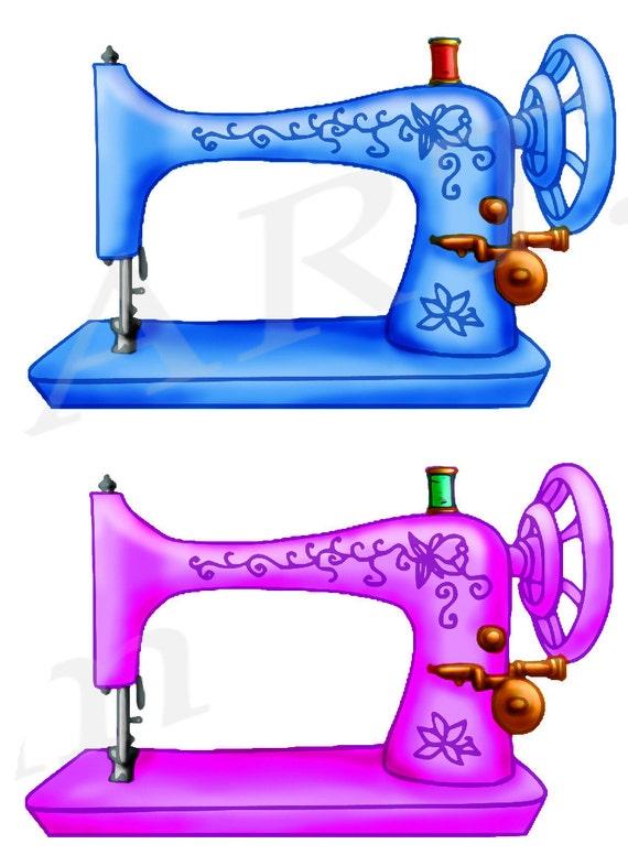 50 off sewing machine clipart sewing machine clip art rh etsy com swing clip art sewing clip art free