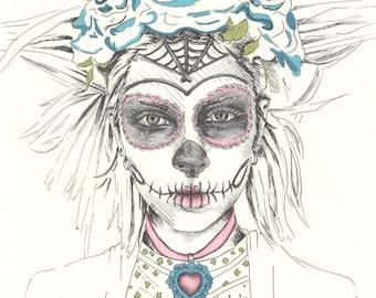 Spring Equinox, Ghost Girl
