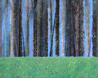 """Treescape 18x24"""""""
