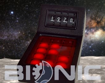 Battlestar Galactica MediTron Prop Replica