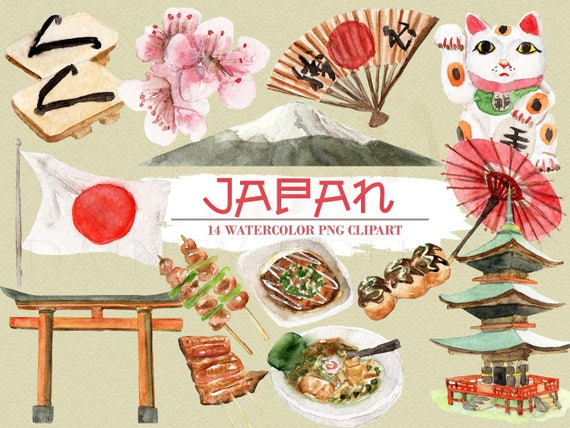 Japan Country Clipart