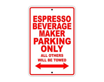 Espresso Beverage Maker