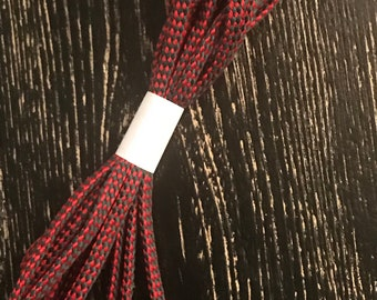 Red and Green Gucci inspired shoe laces