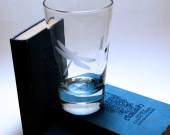 1  Highball Glass - Dragonfly