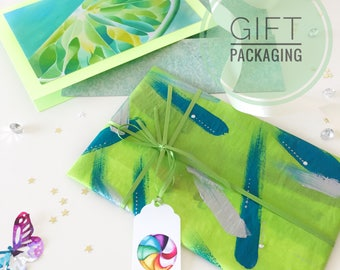 Gift Packaging ADD ON / Gift Option / Gift for Her / Gift for Him / Gift Wrapping / Birthday Gift