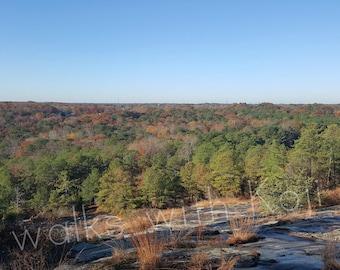Stone Mountain GA - Cherokee Trail #3