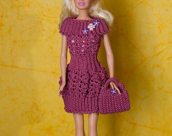 dress for Barbie clothing for Barbie clothes for dolls barbie clothing outfit for Barbie