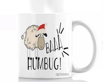 Baa Humbug Mug